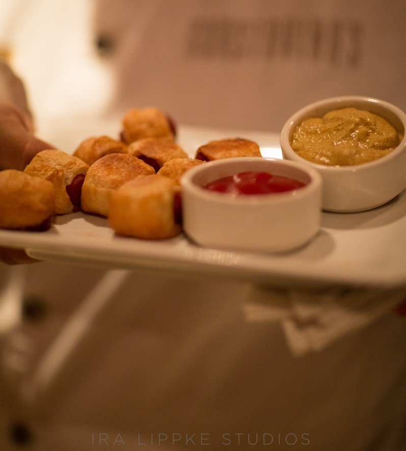 Pigs In A Blanket 583 Park Avenue